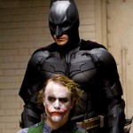 Christian Bale och Batman
